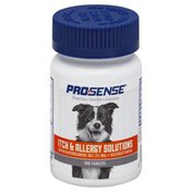 Pro-Sense Itch & Allergy Solutions, Tablets