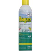 Niagara Spray Starch, Plus, Original Lemon