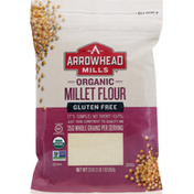Arrowhead Mills Millet Flour, Organic, Gluten Free