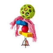 JW Pet Holee Roller Parrot Toy
