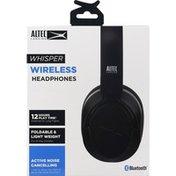 Altec Lansing Headphones, Wireless, Bluetooth