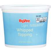 Hy-Vee Light Whipped Topping
