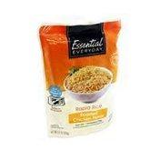 Essential Everyday Chicken Flavor Rapid Rice