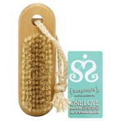 Soaptopia Nail Brush, with Rope
