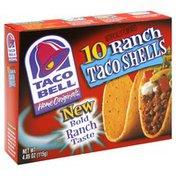 Taco Bell Taco Shells, Ranch