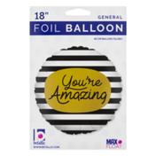 Betallic Foil Balloon You're Amazing