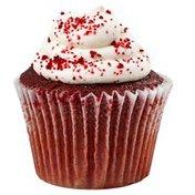 Store Made Red Velvet Cupcakes