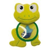 Outward Hound Squeak-Seez Frog Dog Toy