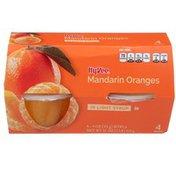 Hy-Vee Fruit Cups, Mandarin Oranges