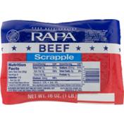 RAPA Scrapple Beef