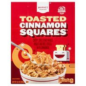 Market Pantry Cereal, Toasted Cinnamon Squares