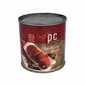 PICS Jellied Cranberry Sauce