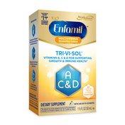 Enfamil® Tri-Vi-Sol Vitamin A, C & D Multi-Vitamin Drops for Infants, Supports Growth & Immune Health