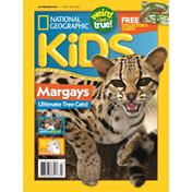National Geographic Magazine, Kids, June / July 2021