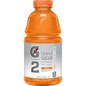 Gatorade Lower Sugar Orange Flavored Thirst Quencher