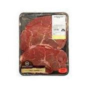 Double R Ranch Usda Choice Beef Top Sirloin Thin Steak