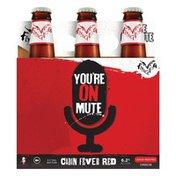 Flying Dog Beer, Cabin Fever Red