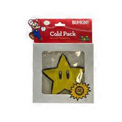 Bumkins Mario & Nintendo Super Star Cold Pack