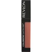 Revlon Liquid Lip Color, Partner in Crime 007
