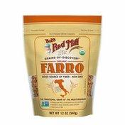 Bob's Red Mill Farro Grain, Organic