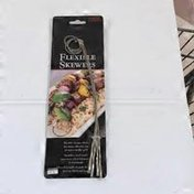 """Charcoal Companion 11.2"""" Long Flexible Wire Skewers"""