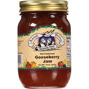 Amish Wedding Jam, Gooseberry, Old Fashioned