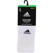 adidas Sock, Metro, Soccer, Small