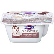 FAGE Crossovers Coconut Blended Low Fat Greek Strained Yogurt With Dark