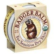 Badger Balm, Unscented