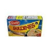 Galil Sardines Skinless/Boneless In Vegetable Oil
