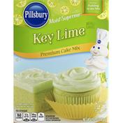 Pillsbury Cake Mix, Premium, Key Lime