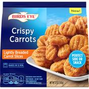Birds Eye Carrots, Crispy