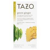 Tazo Tea Tea Bag Green Ginger