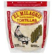 El Milagro Tortillas, Flour