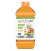 Kinderlyte Natural Oral Electrolyte Solution Orange