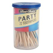 Best Choice Party Toothpicks