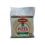 Mazor's Pizza Doughs