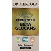 Dr. Mercola Beta Glucans, Fermented, Capsules