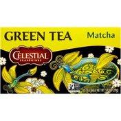 Celestial Seasonings Matcha Green Tea Bags