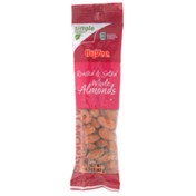 Hy-Vee Roasted & Salted Whole Almonds