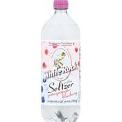 White Rock Seltzer, Sparkling, Pomegranate-Blueberry