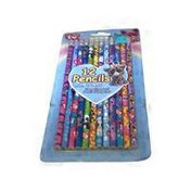 Inkology LLC Ty Beanie Boos No. 2 Pencils With Erasers Standard
