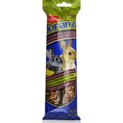 Hartz Treat Sticks, Pet Rabbit, Banana Berry Flavor