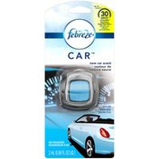 Febreze CAR Air Freshener New Car Scent (1 Count, 0.06 oz) Air Care