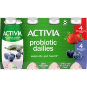 Activia Probiotic Dailies Lowfat Yogurt Drinks Variety Pack