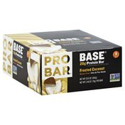 PROBAR Protein Bar, Frosted Coconut