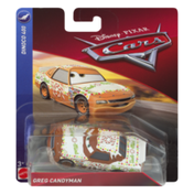 Disney Cars Dinoco 400 Greg Candyman