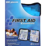 First Aid Essentials First Aid Kit