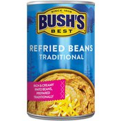 Bush's Best Traditional Refried Beans  mL