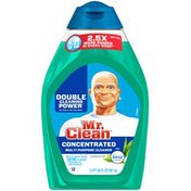Mr. Clean Liquid Muscle Multi-Purpose Household Cleaner Meadows & Rain with Febreze freshness 30oz. Surface Care